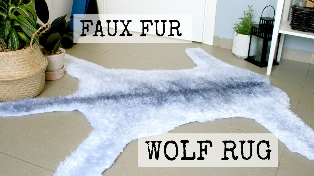 how to make my own rug