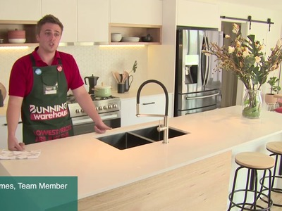 How To Give Your Kitchen A Modern D.I.Y. Makeover - D.I.Y. At Bunnings