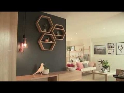 How To Give Your Living Room A Modern D.I.Y. Makeover - D.I.Y. At Bunnings