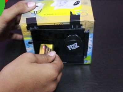 How to Make a Electric Money Locker (Homemade) | DIY | You Can Also