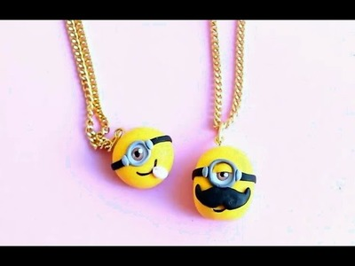 How To Make Minions Keychains And Many More DIY ETM