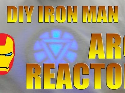 Iron Man Arc Reactor DIY Prop Replica - How to build it