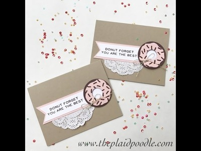 Stampin' Up! Paper Pumpkin Kit Sprinkled with Love