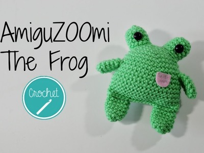 AmiguZOOmi Series - The Frog Basic Amigurumi Super Easy Crochet DIY Beginner