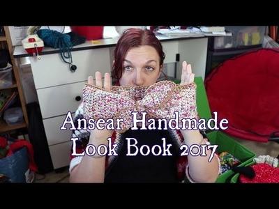 Ansear Handmade Look Book 2017| Life:Forms Festival Craft Vendor Prep