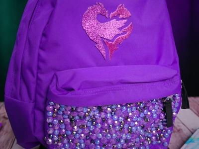 Backpack Tutorial   DIY   Descendants 2