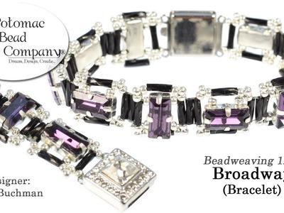 Broadway Bracelet (DIY Tutorial)