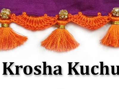 Crochet Design. Krosha Design Making.