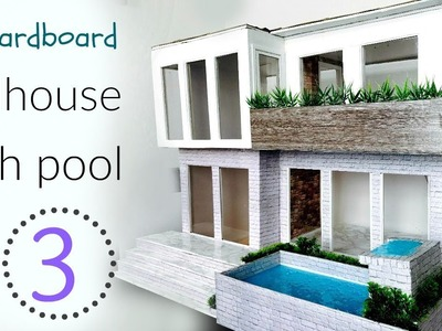 DIY: dollhouse with pool (pt. 3)