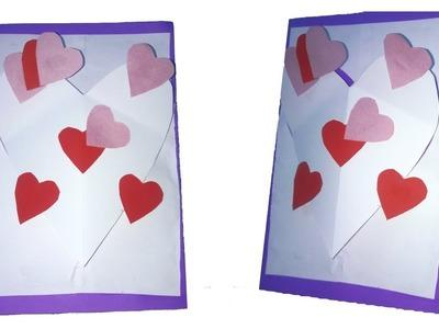 DIY Easy Teachers Day Greeting Card | Teacher's Day Card Making Idea | Teachers day card