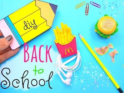 DIY FUN SCHOOL SUPPLIES for Back To School 2017! | Easy & Cute