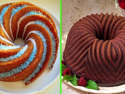 DIY How To Make Chocolate Cakes - The Most Satisfying Cakes Video In The World - Cake Style 2017