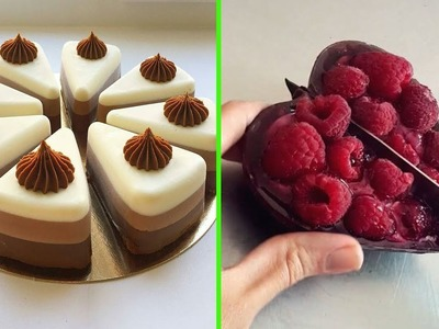 DIY How To Make Chocolate Cakes Yummy - Best Chocolate Cake Decorating Ideas -Satisfying Cakes Video