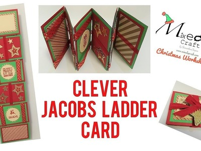 DIY Jacobs Ladder Card | Video Tutorial