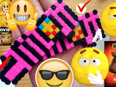 ✔DIY PERLER BEADS EMOJI (THE MOVIE) (EASY-TO-DO, STEP-BY-STEP TUTORIAL!)✔