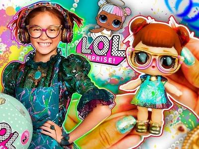 DIZZY DESCENDANTS 2 ???? LOL Surprise Custom Doll Series 2 DIY | Toy Tutorial | Lil Outrageous Littles