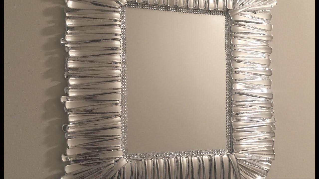 Dollar Tree Diy Decorative Wall Mirror My
