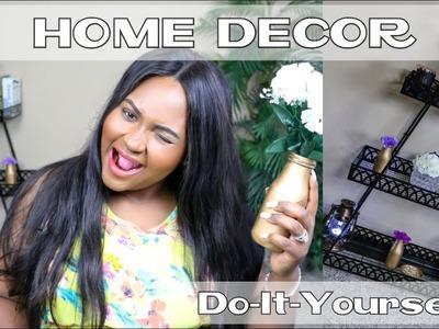 EASY DIY HOME DECOR - #DIYMondays  | TheDIYLady