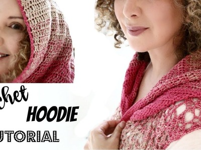 How to add a Crochet Hoodie to a vest Easy Tutorial