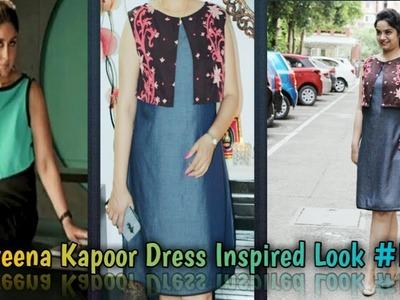Kareena Kapoor's Dress Inspired Easy Sew DIY Tutorial