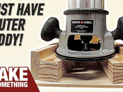 Make Your Router SAFER with this DIY Stand   Easy Woodworking Project