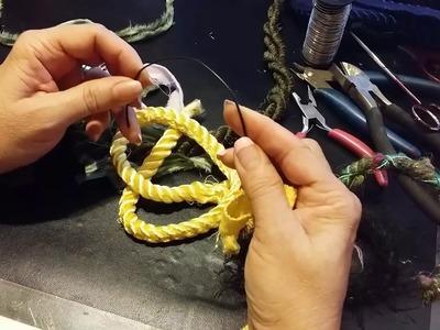 Part 1 -Boho Bracelets - How to - DIY- Tutorial - Requested
