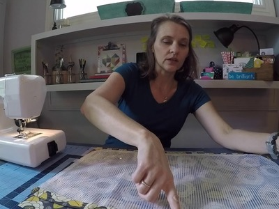 Beach Bag Collaboration How to Sew A Mesh Interior Pocket