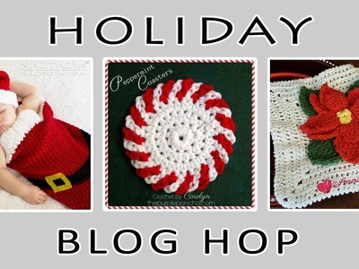 Crochet Holiday Blog Hop with American Crochet and Naztazia