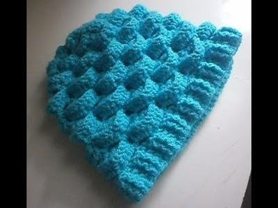 Crochet marshmallow Stitch