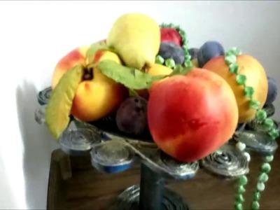 DIY- How to make a fruit bowl