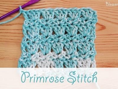 Easy crochet: Primrose Stitch (scarves, blankets)