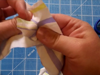 How to Attach Fabric for Rag Rug
