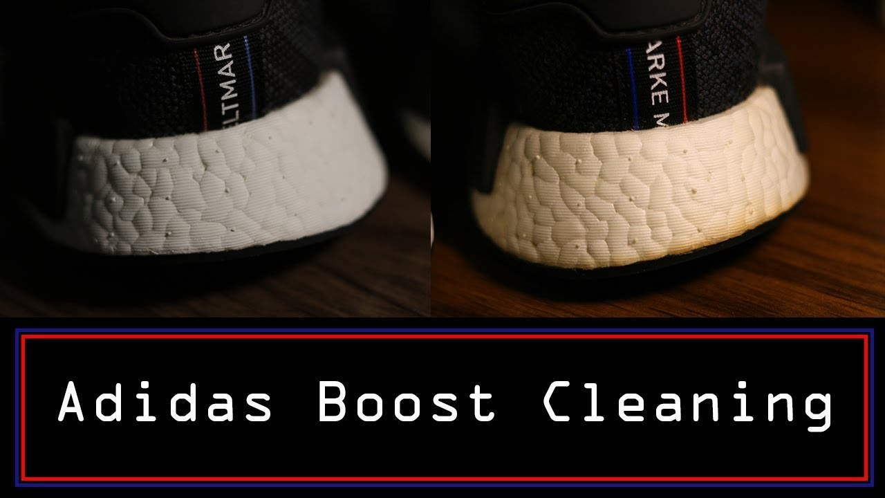How To Clean Adidas Boost Sneakers Er Pen Review
