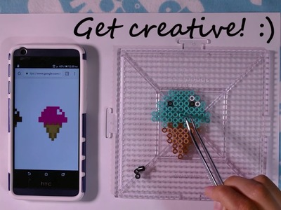 How To: Craft with Perler Beads