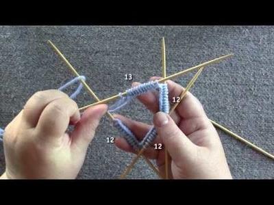 How To Knit Socks The Finnish Grandma Way   Part I