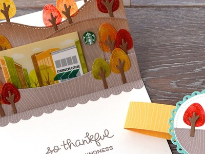 How to make a gift card pop-up