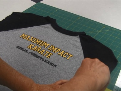 How to Make A T-Shirt Quilt - Adjusting Image Sizes
