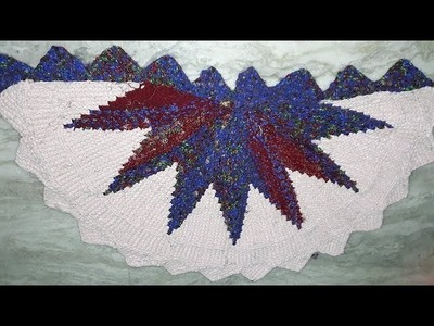 How to Make beautiful doormat, rug,carpet,coster.Doormat  जो  आपने कही बनाना न सीखा हो
