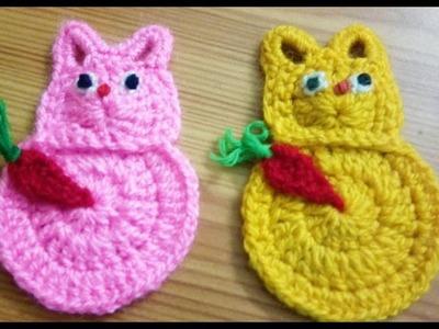 How to make beautiful Rabbit Crochet design