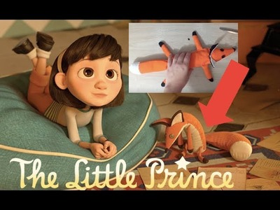 """How to Make the Fox from """"The Little Prince"""""""