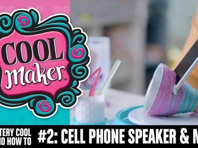 Pottery Studio - How To Make A Cell Phone Speaker And More