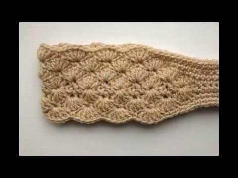 Top 10 crochet vinchas o diademas a ganchillo my crafts - Diademas a crochet ...