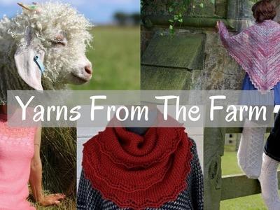 6. Shearing at Whistlebare from Angora Goat to Knitting Yarn