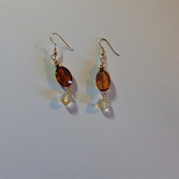 Amber-Hued Drops