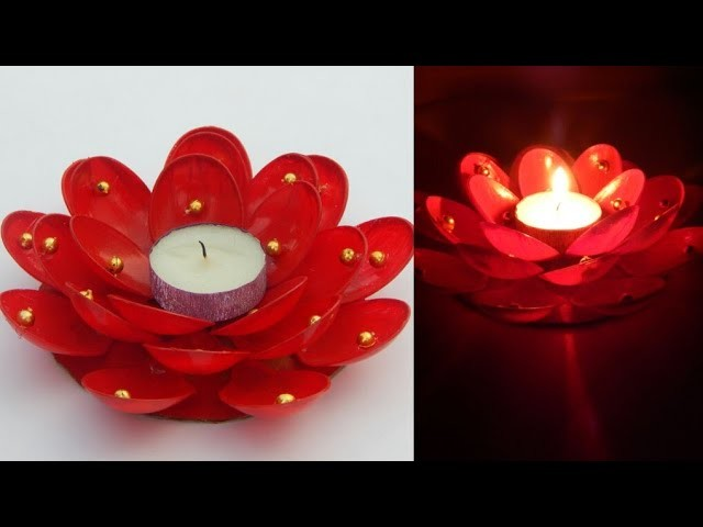 Diwali Home Decoration Ideas How To Decorate Candles From. Diwali Diya Decoration