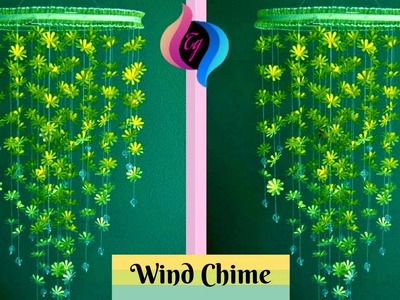 Diy wind chime - How to make wind chimes out of paper - How to Make Your Own Wind Chimes