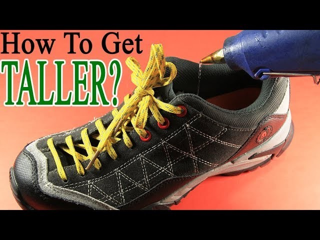 Hot Glue Life Hack - How to get taller in 5 minutes #28