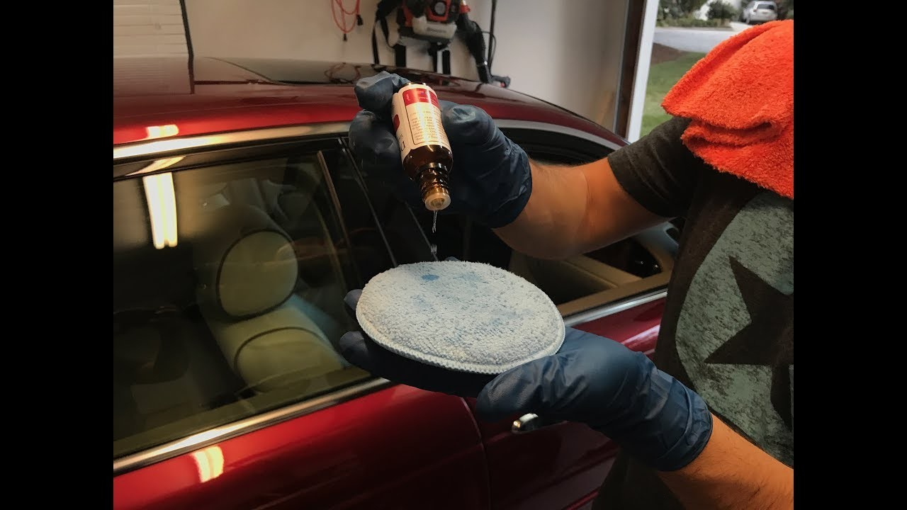 How To Apply Dr. Beasley's Nano-Resin Coating