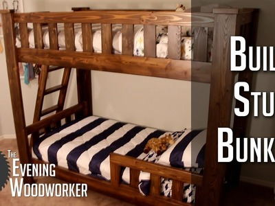 How to Build a Beefy Bunkbed