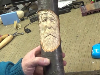 How to Carve a Wood Spirit With Hand Tools Conclusion.